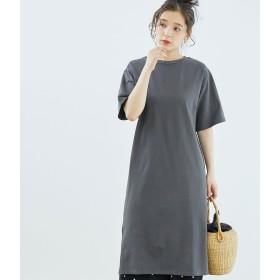 ワンピース - ROPE' PICNIC 空紡糸Tシャツワンピース