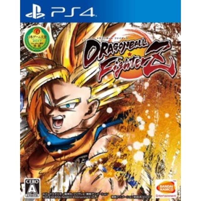 PS4 ドラゴンボール ファイターズ  バンダイナムコエンターテインメント プレイステーション4  ゲームソフト 新品