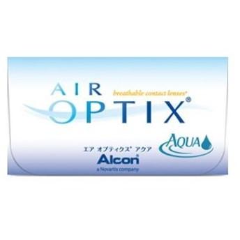 エアオプティクスアクア 2週間使い捨てコンタクトレンズ 6枚入 1箱(2week/2ウィーク)(AIR OPTIX AQUA)