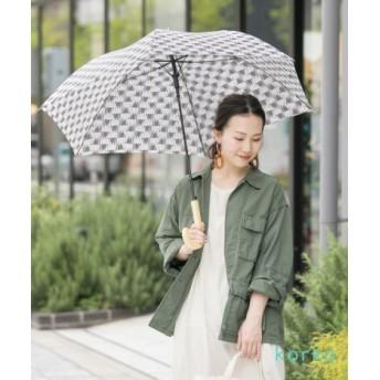 ameme(アメメ) ファッション雑貨 傘 korko ジャンプ長傘