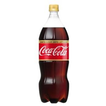 1ケース コカコーラ ゼロカフェイン PET 1.5L 飲み物 ペットボトル ソフトドリンク 8本×1ケース 買い回り 買いまわり ポイント消化