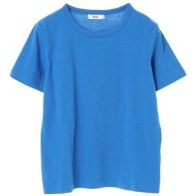 【オンワード】 koe(コエ) 半袖カットソーTシャツ Blue S レディース 【送料無料】