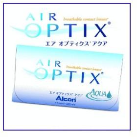 【メール便】アルコン エア オプティクス アクア 6枚×2箱