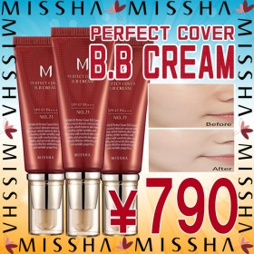 M Perfect Cover BB Cream SPF 42 PA+++(50ml) MISSHAパーフェクトカバーBBクリーム
