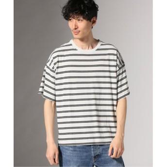 【60%OFF】 ジャーナルスタンダード ヘンプコットン クルーネック Tシャツ メンズ ブラックA M 【JOURNAL STANDARD】 【セール開催中】