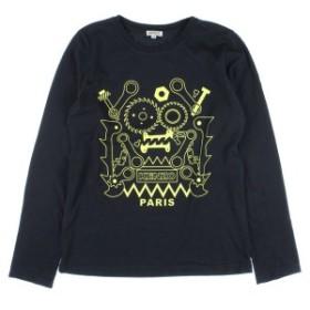 KENZO  / ケンゾー キッズ Tシャツ・カットソー 色:黒 サイズ:16A