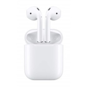 APPLE MV7N2J/A AirPods with Charging Case [Bluetoothイヤホン]【あす着】