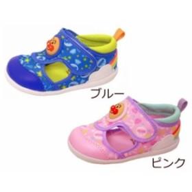 アンパンマン ベビー キッズ サマーシューズ サンダル 子供靴 キャラクター 153