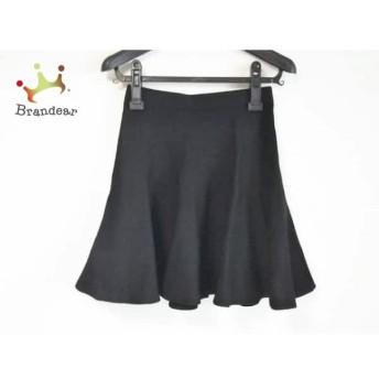 ルシェルブルー LE CIEL BLEU スカート サイズF レディース 美品 黒 スペシャル特価 20190823