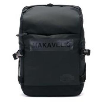 マキャベリック リュック MAKAVELIC バックパック リュックサック デイパック メンズ レディース LUDUS BOX-LOGO UNIVERSE DAYPACK 3108-10113 BLACK