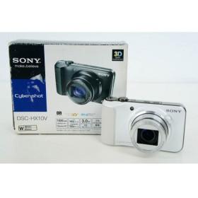 中古 SONYソニー コンパクトデジタルカメラ Cyber-shotサイバーショット 1820万画素 光学16倍 DSC-HX10V