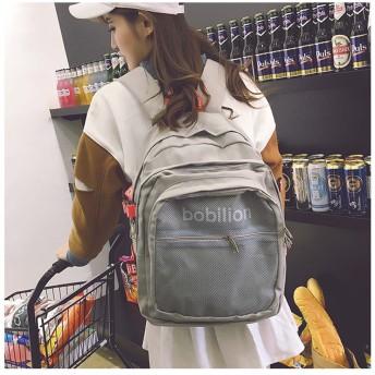 リュック・バックパック - アクセサリーショップPIENA リュック リュックバッグ レディースバッグ おしゃれ 大容量 通学 通勤 旅行 韓国風 バッグパック Lサイズ 黒 ピンクグレーbobilion