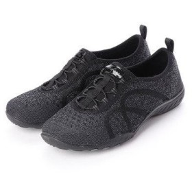 スケッチャーズ SKECHERS BREATHE EASY-FORTUNEKNIT (ブラック)