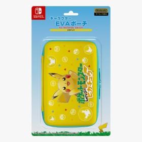 キャラクターEVAポーチ for Nintendo Switch ピカチュウ P104