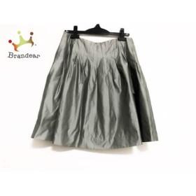 アンテプリマ ANTEPRIMA スカート サイズ40 M レディース 美品 グレー 新着 20190511