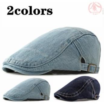 帽子 キャップ メンズ ハンチング 夏物 UV 通気性 遮光タイプ サイズ調整 綿100% シンプル 大きいサイズ 男女兼用 おしゃれ 父の日