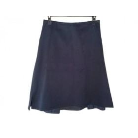 【中古】 アドーア ADORE スカート サイズ38 M レディース ダークネイビー