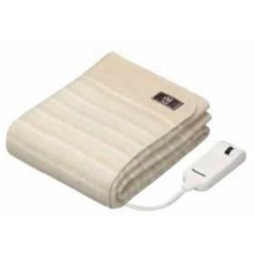 電気しき毛布 140×85cm SEK抗菌防臭加工 ベージュ[DB-U29S-C](ホワイト)