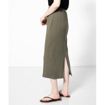 SENSE OF PLACE(センスオブプレイス) スカート スカート カットナロースカート