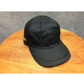 代官山) スタジオセブン STUDIO SEVEN ナイロンキャップ FREE ブラック×イエロー 帽子 未使用