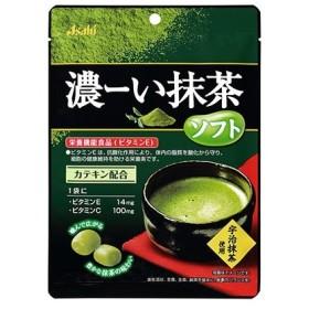 濃ーい抹茶ソフト 74g / アサヒグループ食品