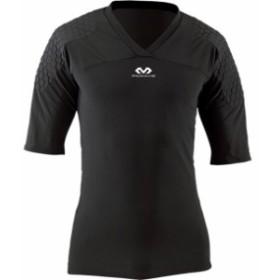 HEX GKシャツ ショートスリーブ【McDavid】マクダビッドボディケアアンダーウェア(m7733-bk)