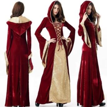 ハロウィン 衣装 ハロウィン特集 キャラクター 仮装 吸血鬼 ヨーロッパプリンセス バンパイア レディース