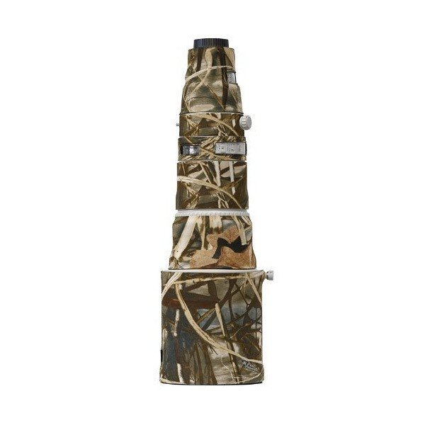 Realtree Max4 HD LensCoat LC400282M4 Canon 400 f//2.8 IS II Lens Cover