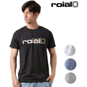 SALE セール メンズ 半袖 Tシャツ ユーティリティ 水陸両用  ラッシュガード roial ロイアル R901MRG01 GG1 E11