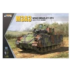 KNEK61014 キネティック 1/35 M3A3ブラッドレー騎兵戦闘車 ビーバーコーポレーション/新品
