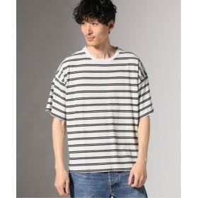 JOURNAL STANDARD ヘンプコットン クルーネック Tシャツ ブラック A L