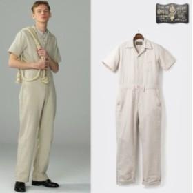 オルゲイユ 通販 ORGUEIL Jump Suit OR-4134B ジャンプスーツ オーリインワン つなぎ ツナギ ステュディオダルチザン 通販