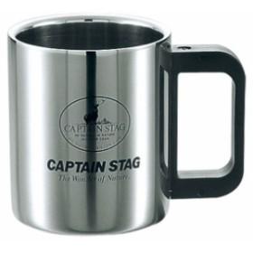 マレーダブルステンマグカップ310ml 【M-1246】【CAPTAIN STAG】キャプテンスタッグアウトドアショッキルイ(M1246)