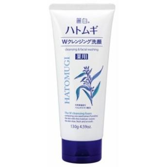 熊野油脂 麗白 薬用ハトムギホワイトクレンジングフォーム130G