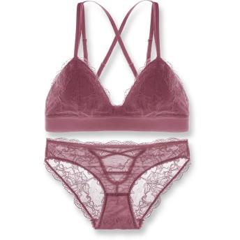 ブラ&ショーツセット - fran de lingerie Isabel イザベル ブラレットセット S-XLサイズ