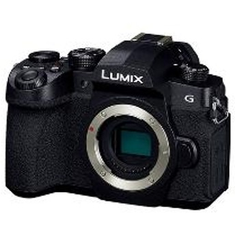 【パナソニック】 小型一眼カメラ ボディ 4K DC-G99-K デジタル一眼カメラ