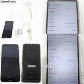 【中古即納】HUAWEI Mate 10 lite(グラファイトブラック) SIMフリー Huawei(ファーウェイ)(RNE-L22)