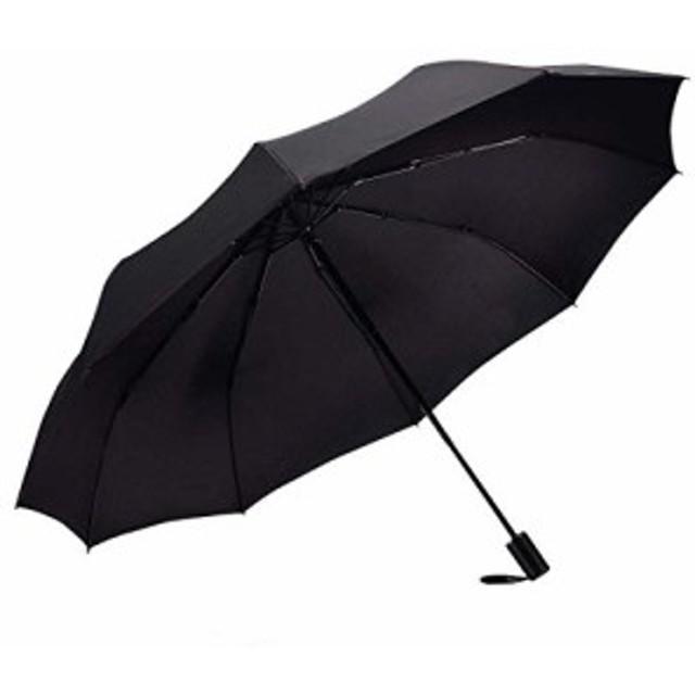 DEFEWAY 折りたたみ傘 軽量 頑丈な10本骨 210T 手動開閉 折畳み傘 晴雨兼用 おりたたみ傘 超撥水 傘カバー付き