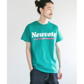 (URBAN RESEARCH/アーバンリサーチ)VOTE MAKE NEW CLOTHES NEWVOTE T-SHIRTS/メンズ JADE