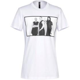 《セール開催中》TOM REBL メンズ T シャツ ホワイト S コットン 100%