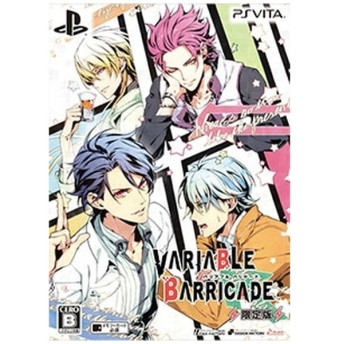 VARIABLE BARRICADE 限定版