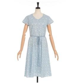 LESTERA / リバティプリントドレス