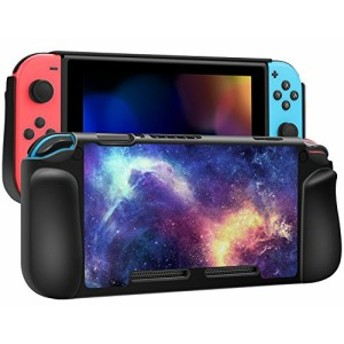 FINTIE for Nintendo Switch ケース ニンテンドースイッチ カバー 任天堂スイッチ グリップケース ハードバック保護カバーにP
