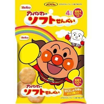 アンパンマンのソフトせん 13g 4パック 食品 おやつ(お菓子) キッズ・その他のおやつ (71)