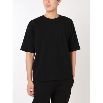 【57%OFF】 コトリカ 半袖BigTシャツ メンズ ブラック M 【COTORICA.】 【セール開催中】