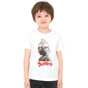 【グラニフ:トップス】キッズTシャツ/ウルトラセブン(ウルトラマン)