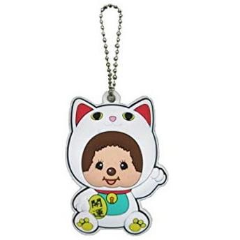セキグチ ラバーマスコット モンチッチ 招き猫 おもちゃ