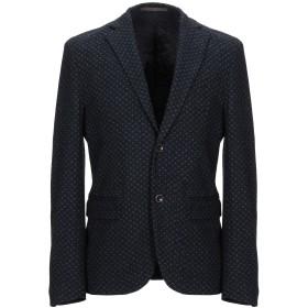 《期間限定セール開催中!》ELEVENTY メンズ テーラードジャケット ダークブルー 52 バージンウール 56% / コットン 44%
