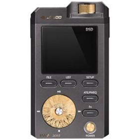 デジタルオーディオプレイヤー(ハイレゾ対応)ボタン、ダイヤル各部ゴールド色 PAW-GOLD-2