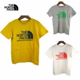 THE NORTH FACE(ノースフェイス)S/S COLOR DOME Tee (90-150) 半袖Tシャツ